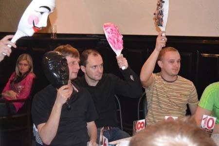 русская игра мафия в клубе