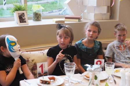 мафия для детей на день рождения москва